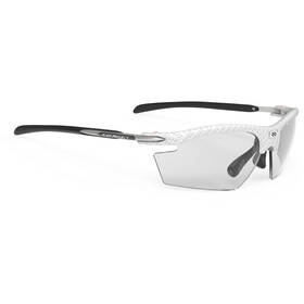 Rudy Project Rydon Glasses White Carbonium - ImpactX Photochromic 2 Black